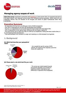 2013_WFA_Decideware_Survey_Managing_Agency_Scope_of_Work